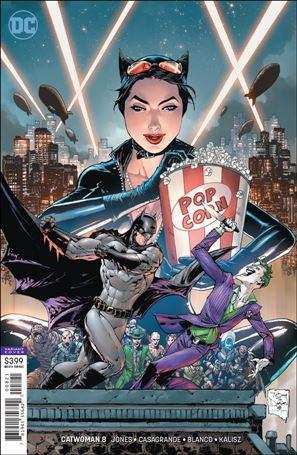 Catwoman (2018) 8-B
