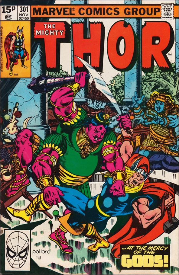 Thor (1966) 301-B by Marvel