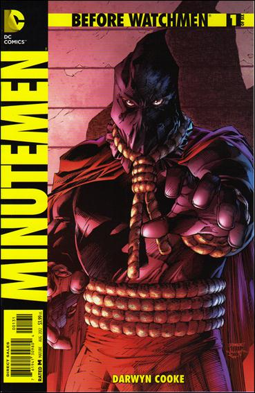 Before Watchmen: Minutemen 1-E by DC