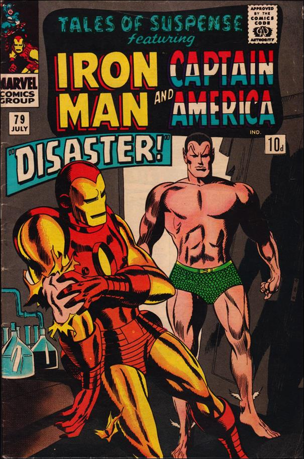 Tales of Suspense (1959) 79-B by Marvel