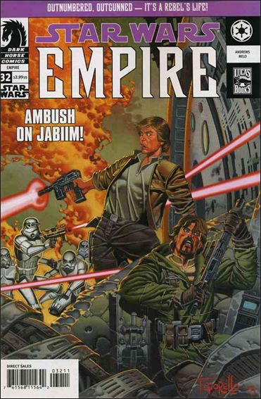 Star Wars: Empire 32-A by Dark Horse