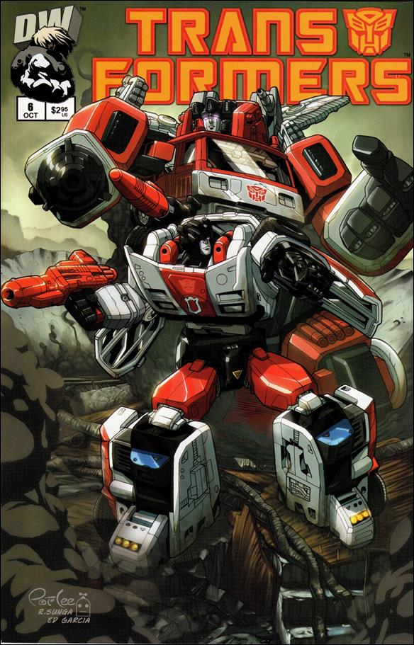 Transformers: Generation 1 (2002) 6-A by Dreamwave