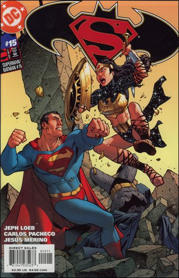 Superman/Batman 15-A by DC