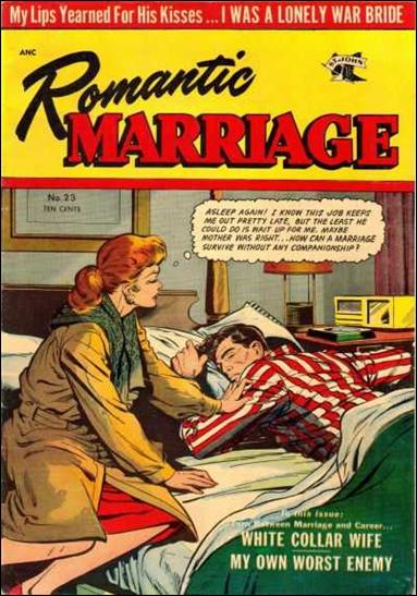 Romantic Marriage 23-A by Ziff-Davis