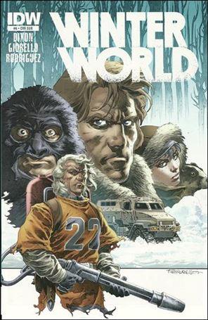 Winterworld (2014) 6-B