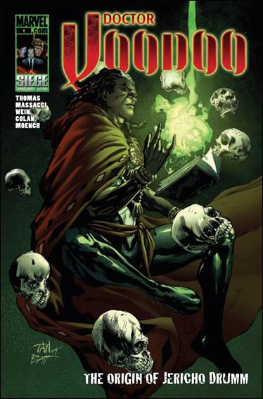 Doctor Voodoo: The Origin of Jericho Drumm 1-A by Marvel