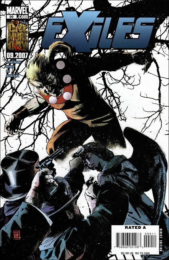 Exiles (2001) 99-A by Marvel