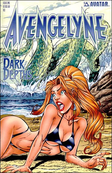 Avengelyne: Dark Depths 1-B by Avatar Press
