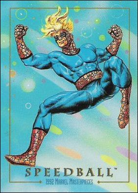 1992 Marvel Masterpieces (Base Set) 88-A by SkyBox