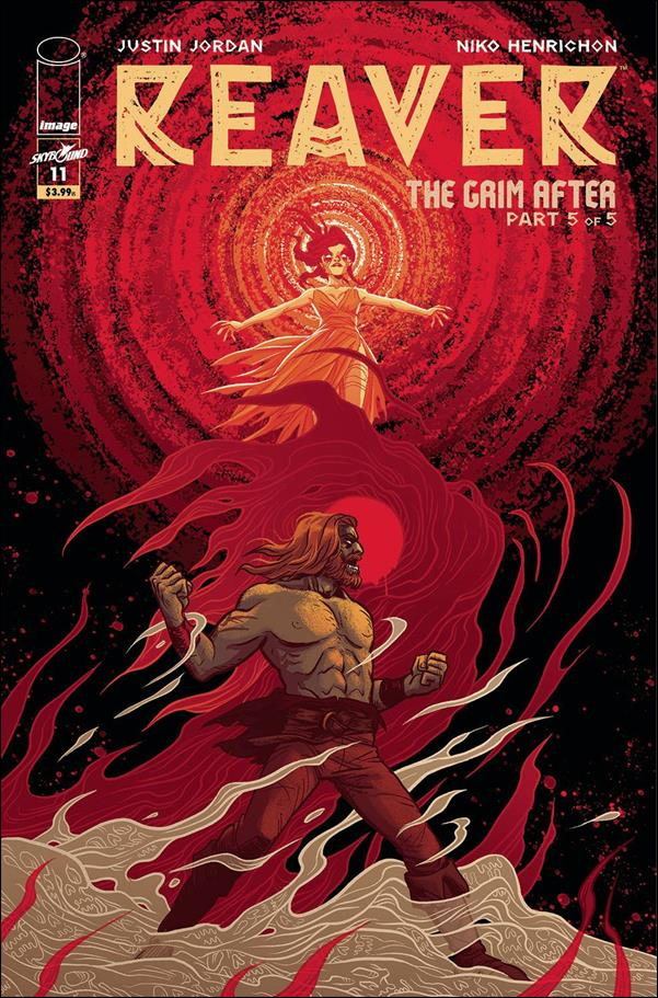 Reaver 11-A by Skybound Entertainment