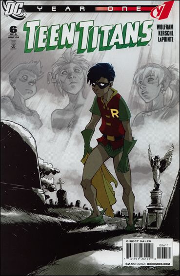 Teen Titans: Year One 6-A by DC