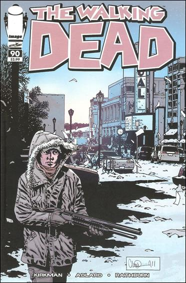 Walking Dead (2003) 90-A by Image