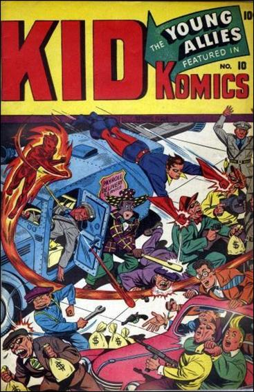 Kid Komics 10-A by Marvel