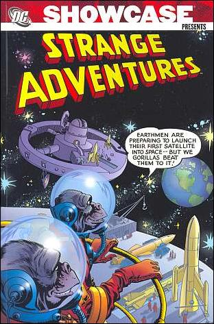 Showcase Presents Strange Adventures 1-A by DC