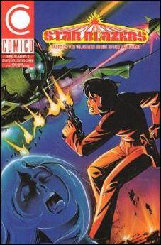 Star Blazers (1989) 2-A by Comico