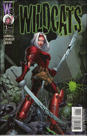 Wildcats (1999) 1-E by WildStorm