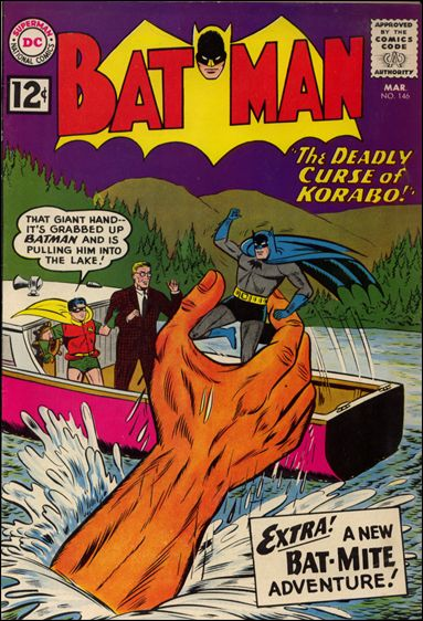 Batman (1940) 146-A by DC