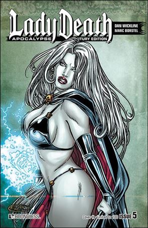 Lady Death: Apocalypse 5-HG
