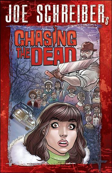 Chasing the Dead nn-A by IDW