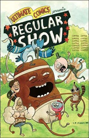 Regular Show 1-I