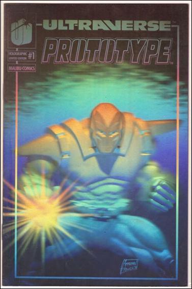 Prototype (1993) 1-D by Malibu