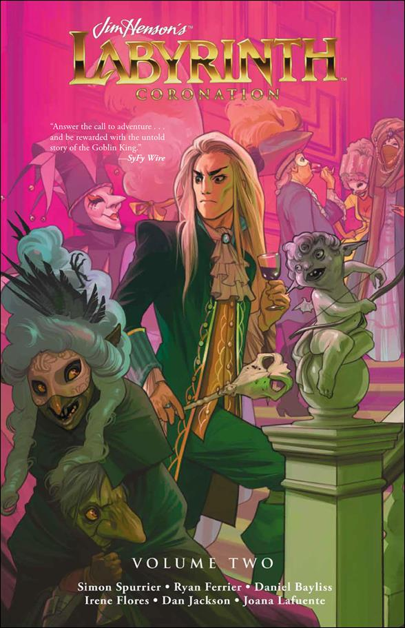 Jim Henson's Labyrinth: Coronation 2-A by Archaia