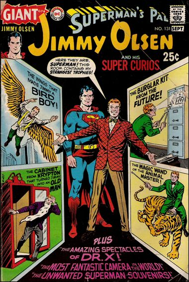 Superman's Pal Jimmy Olsen 131-A by DC