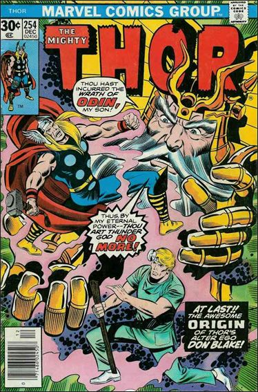 Thor (1966) 254-A by Marvel