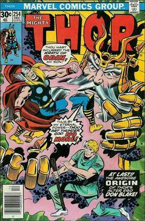 Thor (1966) 254-A