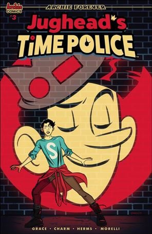 Jughead's Time Police (2019) 3-A