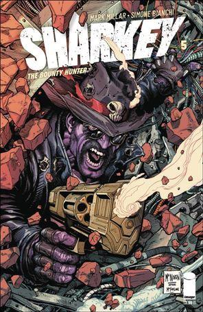 Sharkey the Bounty Hunter 5-C