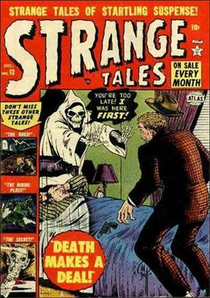 Strange Tales (1951) 13-A
