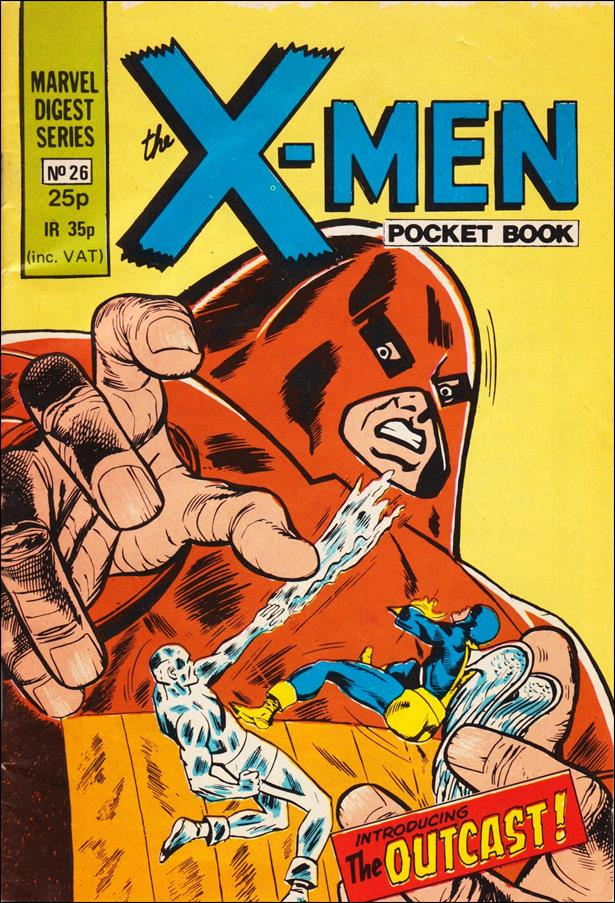 X-Men Pocket Book (UK) 26-A by Marvel UK