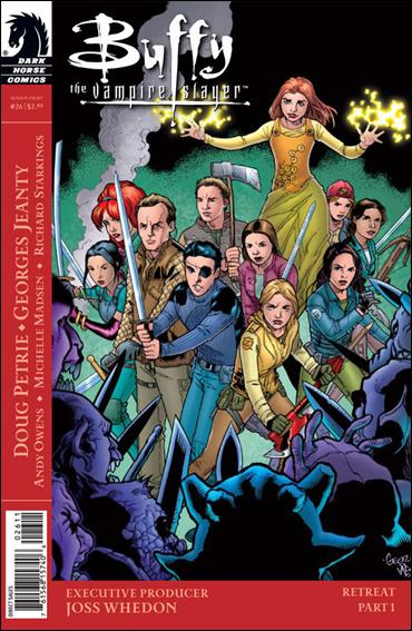 Buffy the Vampire Slayer Season Eight 26-B by Dark Horse