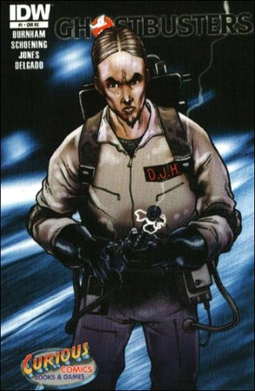 Ghostbusters (2011) 1-I by IDW