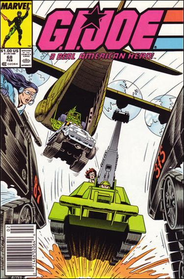 G.I. Joe: A Real American Hero 68-A by IDW