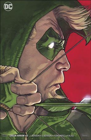 Green Arrow (2016) 43-B
