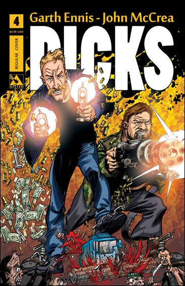 Dicks (2012) 4-A by Avatar Press