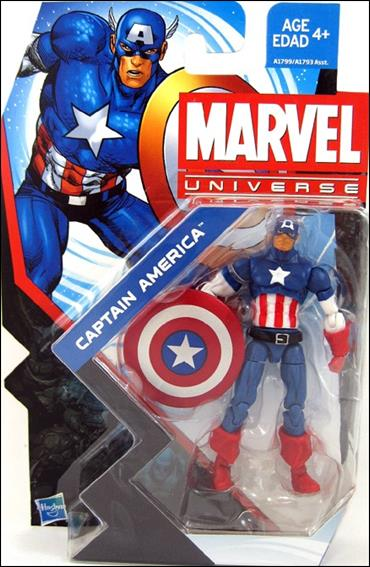 Marvel Universe (Series 5) Captain America by Hasbro