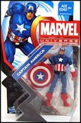 Marvel Universe (Series 5) Captain America