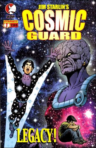 Cosmic Guard 1-A by Devil's Due