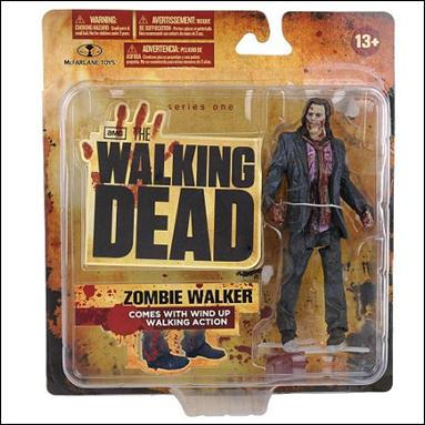 Walking Dead (TV Series 1)  Zombie Walker by McFarlane Toys