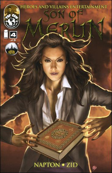Son of Merlin 4-A by Top Cow