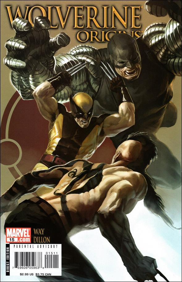 Wolverine: Origins 15-A by Marvel