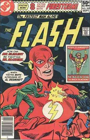 Flash (1959) 289-A by DC