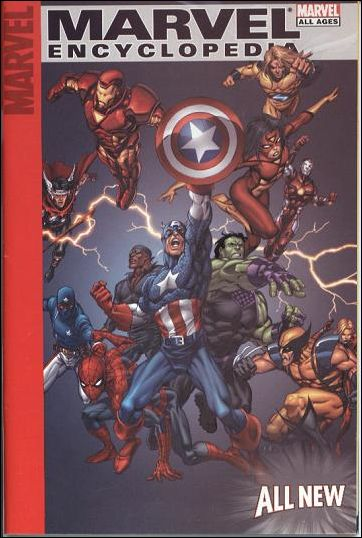 Target: All-New Marvel Encyclopedia 1-A by Marvel