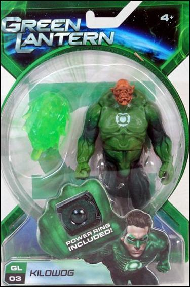 Green Lantern (Movie) Kilowog by Mattel