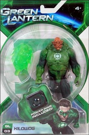 Green Lantern (Movie) Kilowog