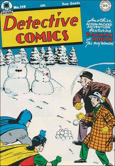 Detective Comics (1937) 119-A by DC