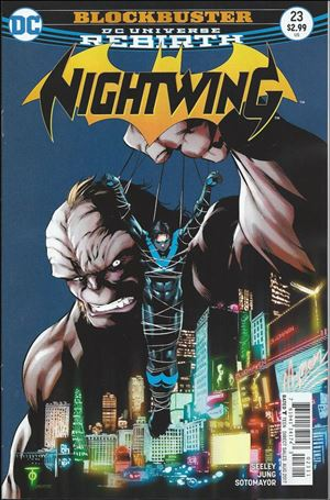 Nightwing (2016) 23-A